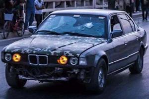 Bulletproof BMW 5 Series Helps Dozens Survive Isis Terror