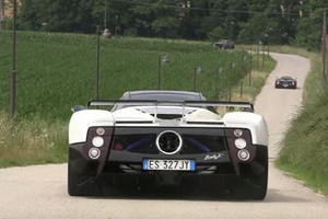 Does This Prove That The Pagani Zonda Is The Best Sounding Car Ever?