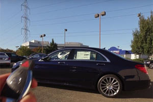 The Cheapest New Mercedes-Benz S-Class You Can Buy Costs $96,600