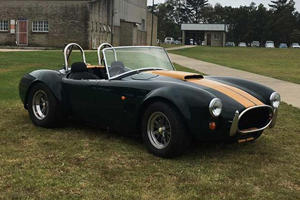 A Supercharged 550 HP AC Cobra 378 Will Debut In 2017