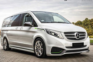 This Is How To Make A Mercedes Van Look Like Something You Might Actually Want