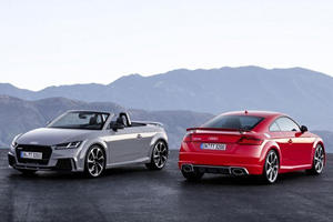 The Audi TT RS May Already Be Sold Out Depending On Where You Live