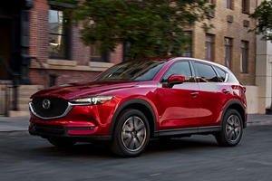 All-New Mazda CX-5 Revealed In LA And We Can't Stop Obsessing Over It