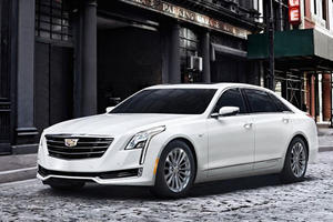 Cadillac Makes Up For The ELR With An Astonishingly Quick CT6 Hybrid
