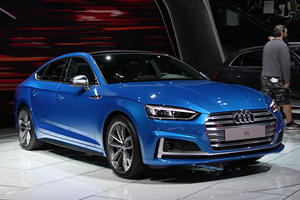 The US Will Finally Get Forbidden Fruit In The Form Of The Audi S5 Sportback