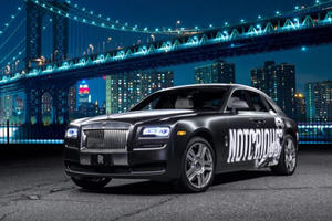 Conor McGregor's Rolls-Royce Ghost Is As In Your Face As He Is