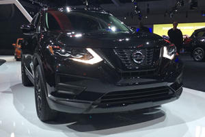 Welcome To The Dark Side: Nissan Reveals Rogue One Star Wars Edition