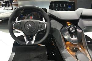 Acura Precision Cockpit Reveals The Digital Interior Of The Future