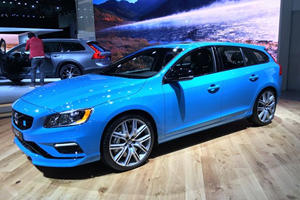 Volvo V60 And S60 Polestar Models Unveiled In LA: Only 200 Slated For US