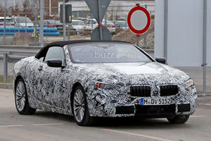 Here's Proof The New BMW 6 Series Convertible Will Be No 911 Fighter