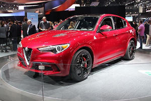 5 Things You Don't Know About The 505-HP Alfa Romeo Stelvio QV