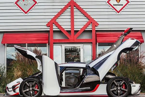 No, This Koenigsegg One:1 Didn't Sell For $10 Million Dollars