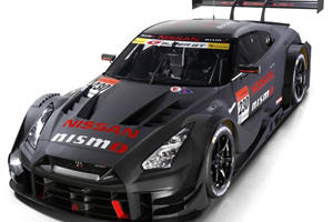 Insane-Looking Nissan GT-R Nismo Hopes To Regain Super GT Title
