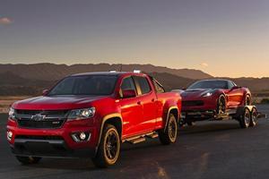 The Chevrolet Colorado And Silverado Will Battle The F-150 Raptor In China