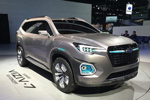 Top 5 Concepts From The 2016 LA Auto Show