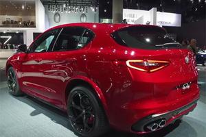 The All-New Alfa Romeo Stelvio QV Has Redefined The SUV