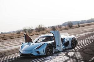 Koenigsegg Debuts Cam-Free Engine Making 47 Percent More Horsepower
