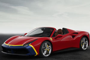 Ferrari Unveils 70 Unique Liveries To Celebrate 70th Birthday