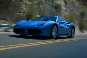 Here's How The Ferrari 488 GTB Spider Was Drastically Altered From The Coupe