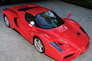 Fashion Mogul Tommy Hilfiger Flipping His Ferrari Enzo