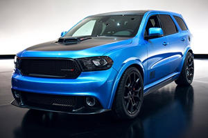 The SEMA-Approved Durango Shaker Could Make Production