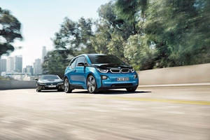 The BMW i3S Could Be The First Proper Electric Hot Hatchback