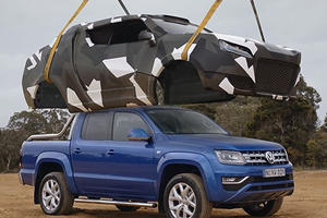 Offroad Enthusiasts Fooled By Fake Volkswagen Concept Car