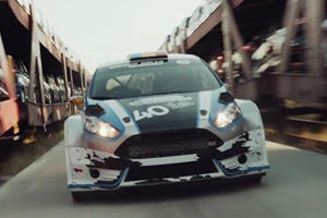 Ken Block Isn't The Only One Who Can Drive The Hell Out Of A Ford Fiesta