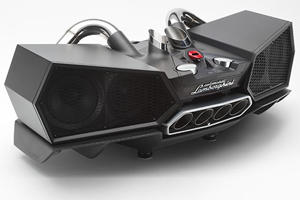 This Lamborghini Speaker Costs More Than A Fiesta ST And We Want It