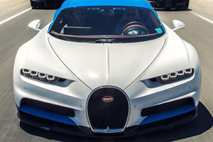 All 500 Bugatti Chirons Could Be Sold Out Quicker Than We Thought