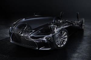 Lexus To Attack Mercedes With Sportier S-Class And Coupe Styling