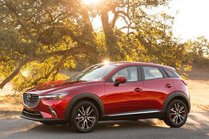 2016 Mazda CX-3 Review: 5 Things We Learned About CUVs After A Week With The Crossover