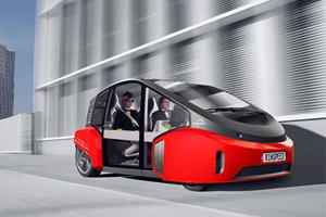 The Bizarre Rinspeed Oasis Concept Car Is A Living Room On Wheels