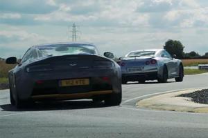 Nissan GT-R Vs. Aston Martin V12 Vantage: The Battle Of Fast Vs. Fun