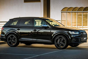 Audi SQ7 Transformed Into The Coolest SUV In The World