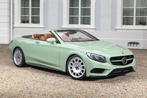 Carlsson Thinks This Is The Perfect Mercedes S-Class Convertible