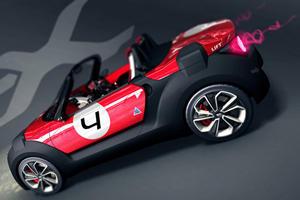 Daihatsu D-X Concept Headed to the 2011 Tokyo Motor Show