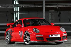 Porsche GT3 by REIL Performance is a Fierce Panther