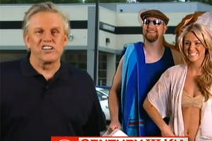 Kia Proves Gary Busey Has Completely Lost It