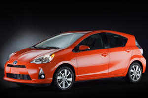 Toyota Officially Introduces the Prius C Hatchback as the New Base Model