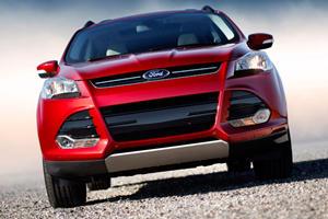 LA 2011: Ford Reveals All-New 2013 Escape
