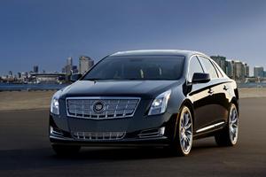 LA 2011: 2013 Cadillac XTS
