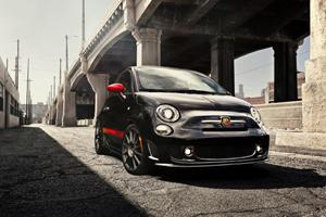 LA 2011: 2012 Fiat 500 Abarth
