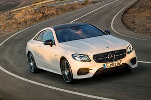 2018 Mercedes E-Class Coupe First Look Review: We Don't Get It