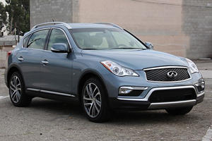 2016 Infiniti QX50 Review: We Fell For The SUV On An 800-Mile Road Trip