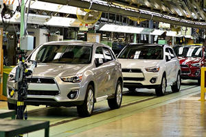 A Brand New Car Company Could Rise From The Ashes Of Mitsubishi