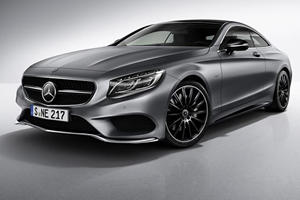 This Is The Sleek New Mercedes-Benz S-Class Night Edition