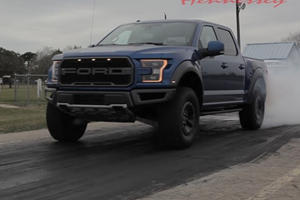 It Turns Out The 2017 Ford F-150 Raptor Does 0-60 MPH Stupidly Fast