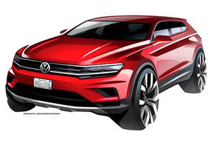 Turns Out The Atlas Has Not Killed VW's Plans For A Seven-Seat Tiguan