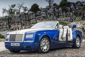 Five Reasons Why Rolls-Royce Is One Of The Most Special Automakers